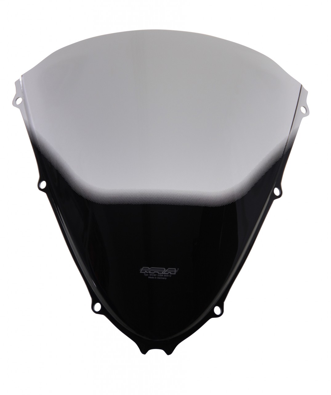 "ZZR 1400 / ZX 14 R - Originally-shaped windshield ""O"" 2006- - Image 2"