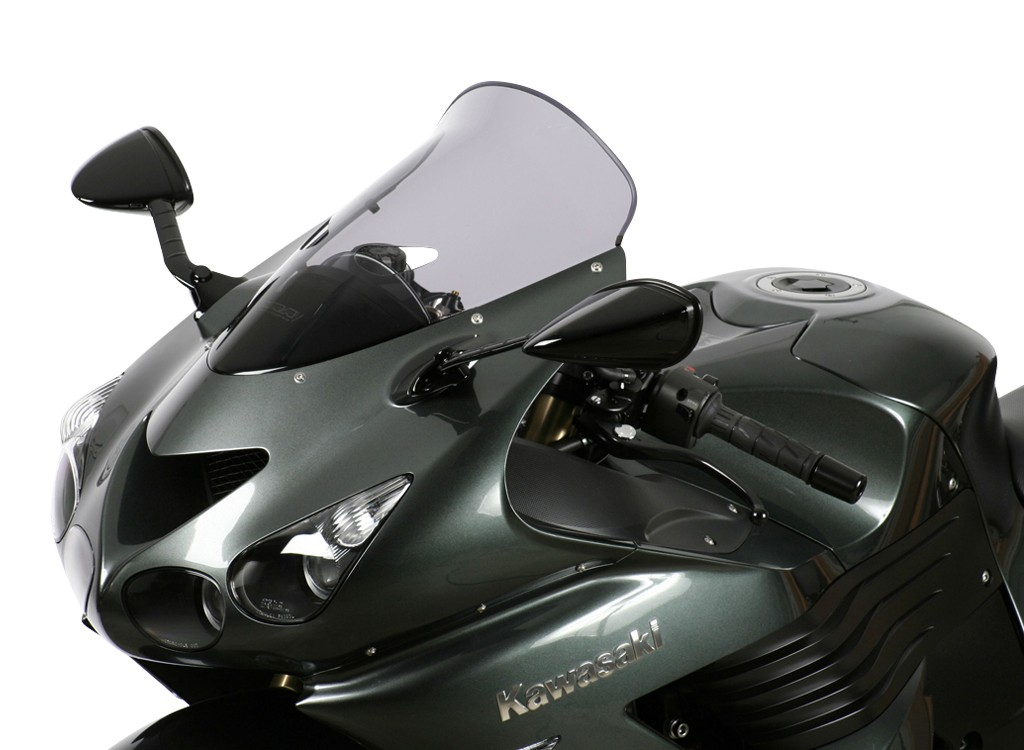 "ZZR 1400 / ZX 14 R - Touring windshield ""T"" 2006- - Image 1"