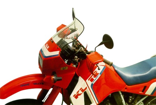 "KLR 650 - Touring windshield ""T"" 1987-1988 - Image 1"
